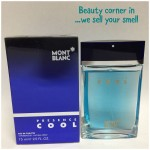 MONT BLANC COOL By Mont Blanc For Men - 2.5 EDT SPRAY